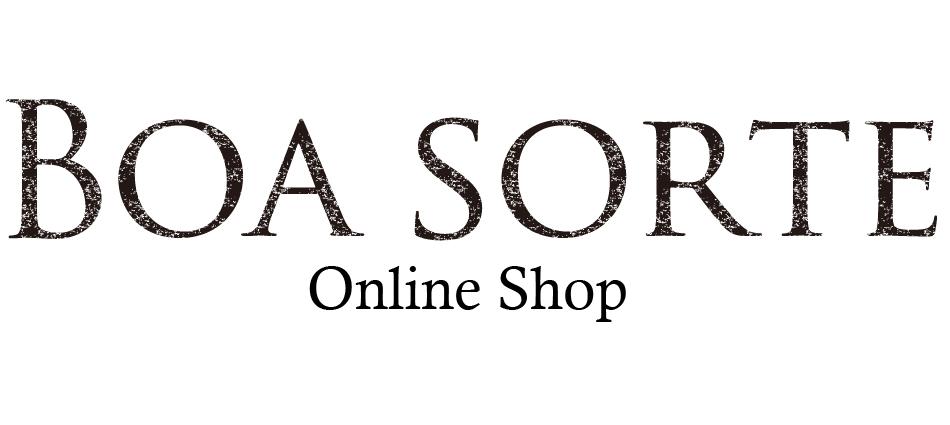 BOA SORTE_Online Shop